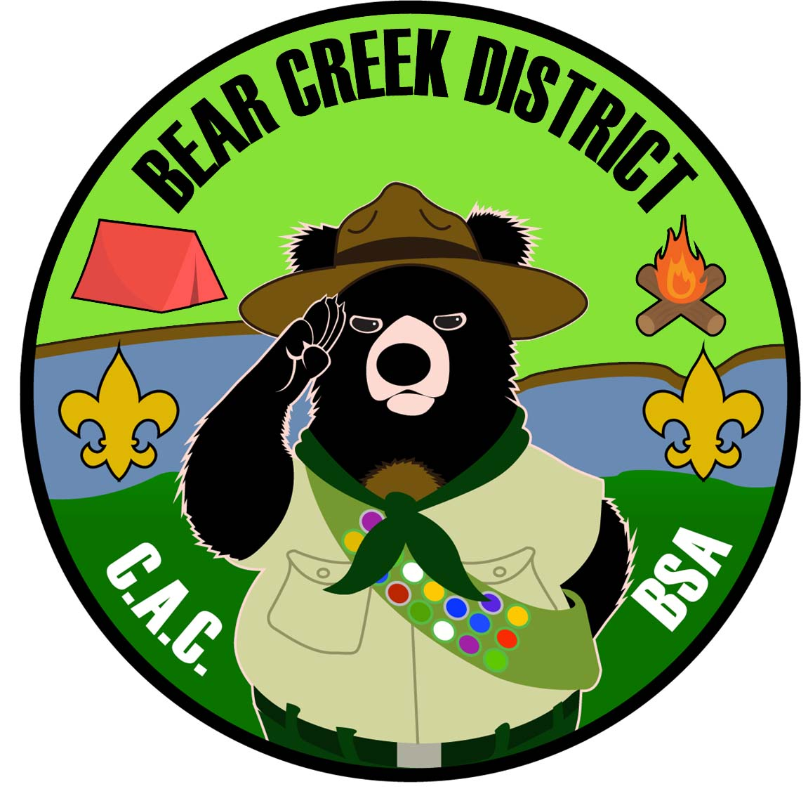 Bear Creek District