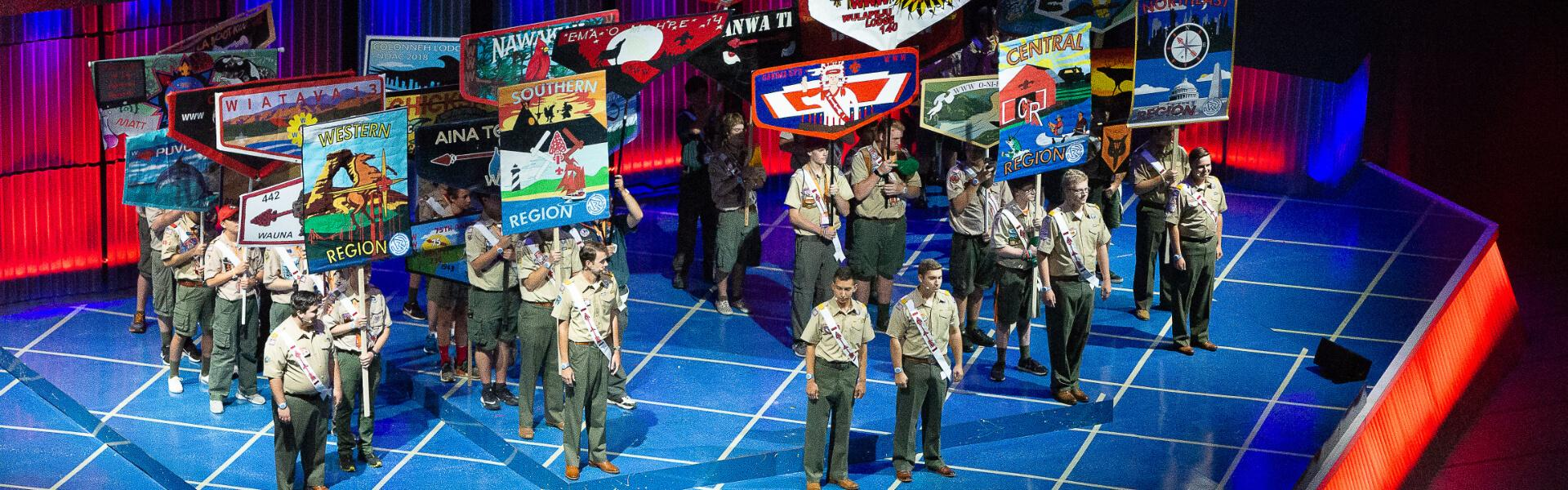 Order of the Arrow - Northern Lights Council | Boy Scouts of America