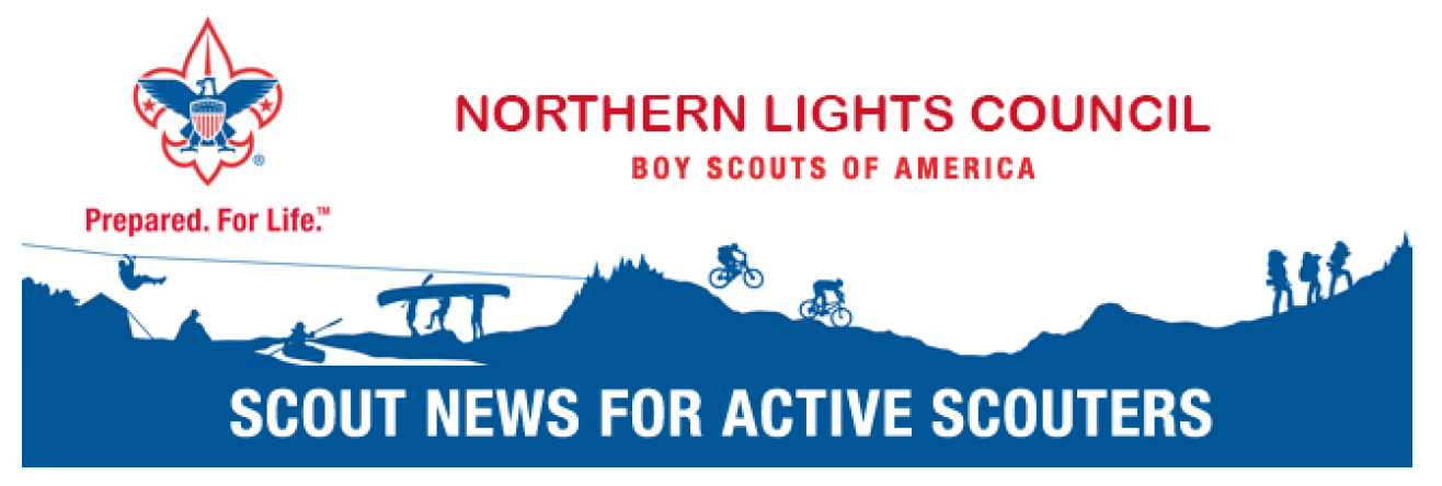 Home - Northern Lights Council | Boy Scouts of America