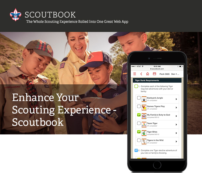 Scoutbook - Northern Lights Council | Boy Scouts of America